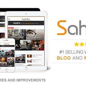 Sahifa - Theme wordpress tin tức