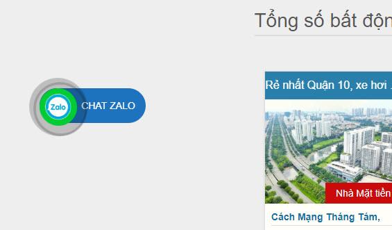 tích hợp plugin chat zalo cho website wordpress