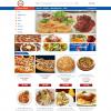 Theme wordpress nhà hàng M54