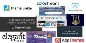 15 trang web mua theme wordpress tốt nhất nên sử dụng