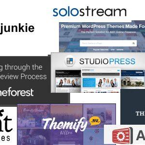 15 trang web mua theme wordpress tốt nhất nên sử dụng 2021