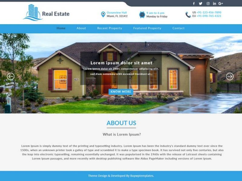 theme wordpress xây dựng Construction-realestate