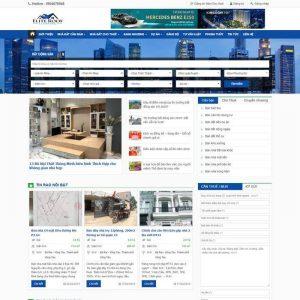 Theme wordpress bất động sản rao vặt đăng ký đăng tin chuyên nghiệp M100 hình 2