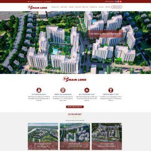 Theme wordpress bất động sản tổng hợp đầy đủ chất lượng M93 hình 2