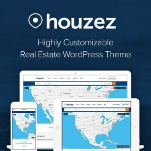 Houzez Real Estate - Theme wordpress bất động sản 200k
