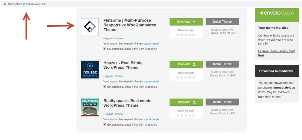 Flatsome - Theme wordpress bán hàng số 1 thế giới bản quyền chỉ 200k