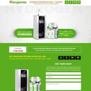 Theme wordpress bán máy lọc nước
