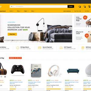 Martfury - Theme Wordpress bán hàng tuyệt đẹp đa dạng lĩnh vực
