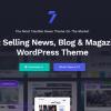 JNews - Theme wordpress làm web tin tức tạp chí blog đang rất HOT