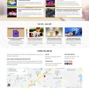 Theme Wordpress bán hàng Tượng, Đồ chơi, phụ kiện hình số 2