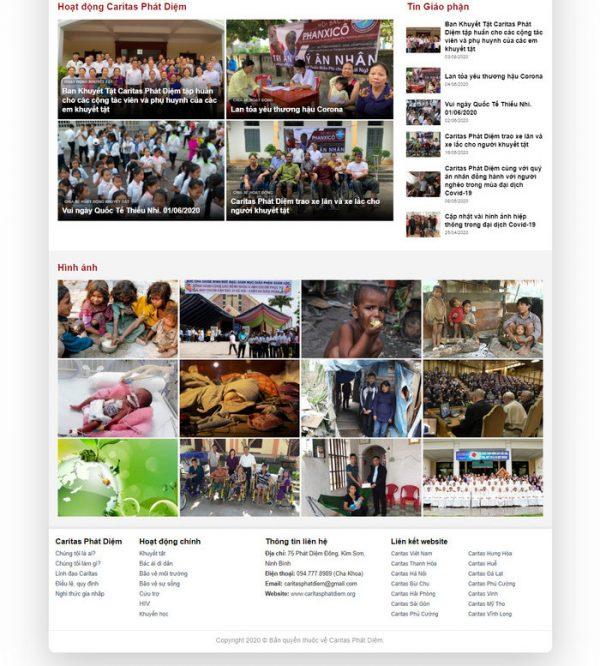Theme Wordpress Tin Tức Xã Hội, Tín Ngưỡng M173 hình 3
