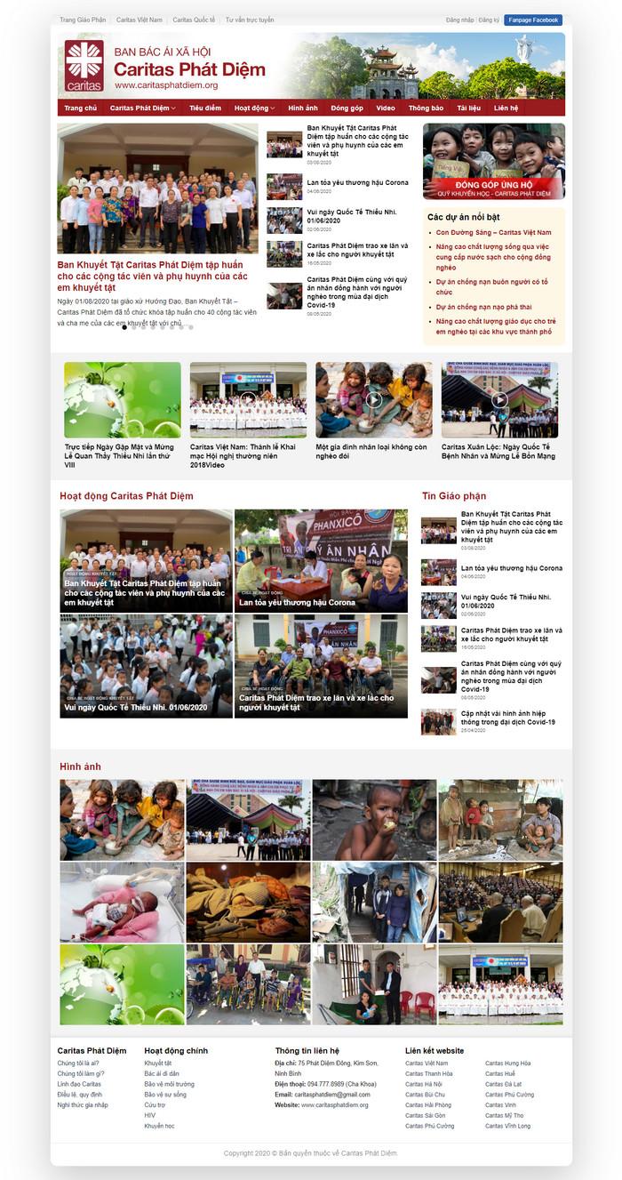 Theme WordPress Tin Tức Xã Hội, Tín Ngưỡng M173
