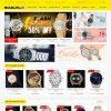 Theme Wordpress bán Đồng Hồ M230 hình 2